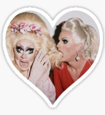 Trixie & Katya Sticker