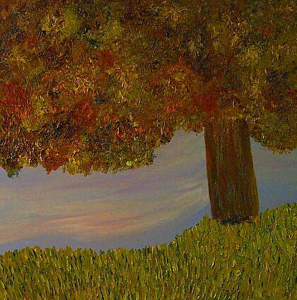 Fall tree by blurazqt