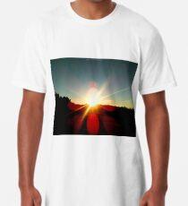 Perfect Sunrise Long T-Shirt