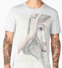 Blue Eyes Men's Premium T-Shirt