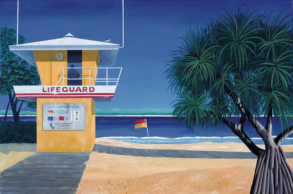 Life Guard by Annells
