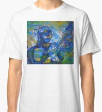 Rainy guitarman Classic T-Shirt