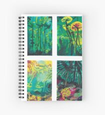Waterscapes Spiral Notebook