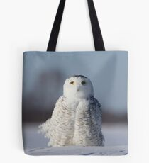 Saint Snowy Tote Bag