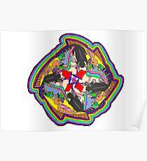 Spanish Mandala Poster