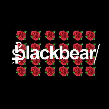 Blackbear Multiple Rose Rows by emathechickenlo