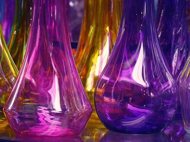 Shiny Purple by Linda Marlowe