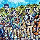 The Del McCoury Band by Sean Poole