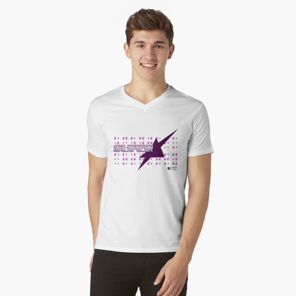 Superstar V-Neck T-Shirt