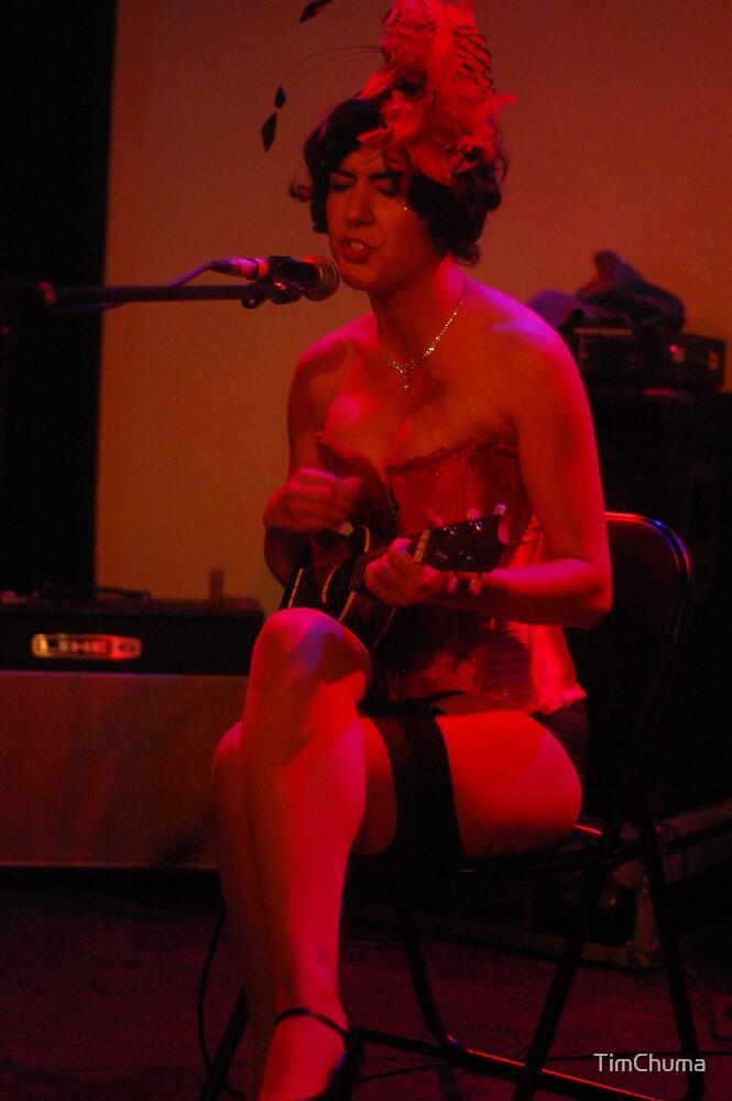 Lauren la Rouge by TimChuma