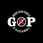 GOP Greed Over People by EthosWear