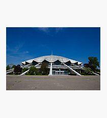 Arena Sports and Entertainment Hall, Poznan, Poland Photographic Print