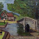 Eynsford by Andypainting