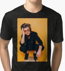 Retro Steve Tri-blend T-Shirt