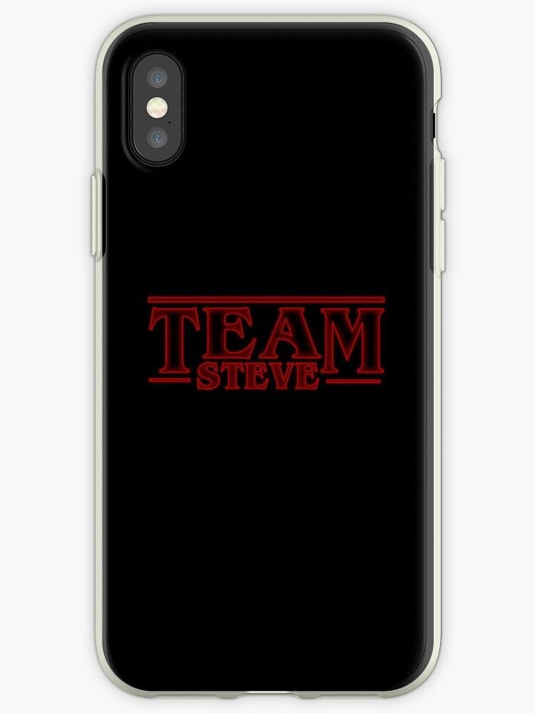 Stranger Things Team Steve Design by Weyheycallie