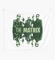 The Matrix  Wall Tapestry