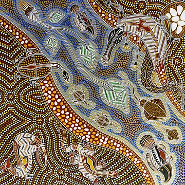 Aboriginal Art by ShannonRogers
