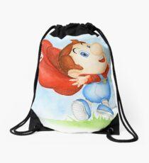 Toddler Mario Drawstring Bag
