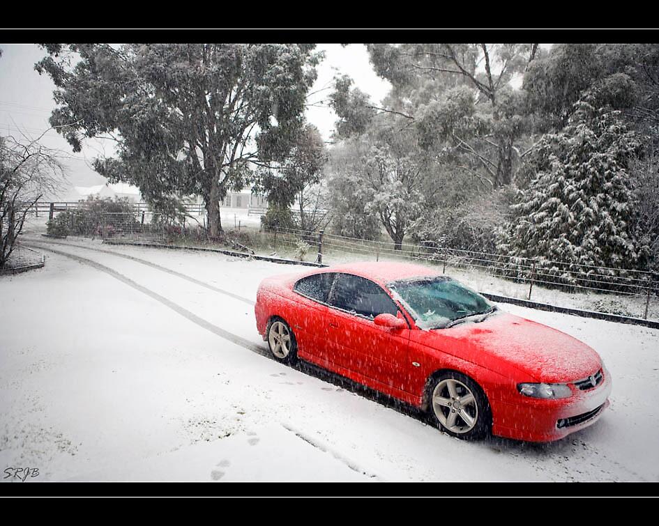 Hot Snow by SRJB