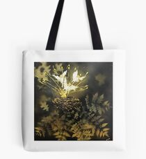 """Tony DuPuis """"Woodland Faeries"""" Collection  Tote Bag"""