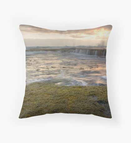 Flow #2 Throw Pillow