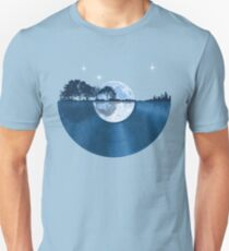 Nature Guitar Record Unisex T-Shirt