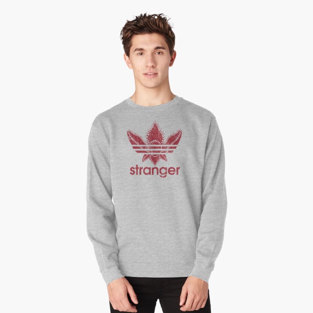 Stranger Athletic Pullover Sweatshirt