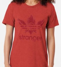 Fremder Sportlich Vintage T-Shirt