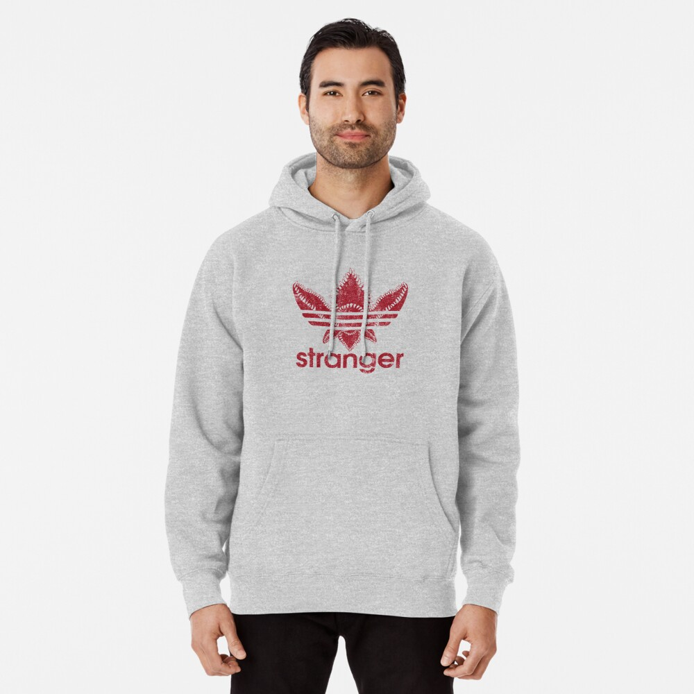 Stranger Athletic Pullover Hoodie