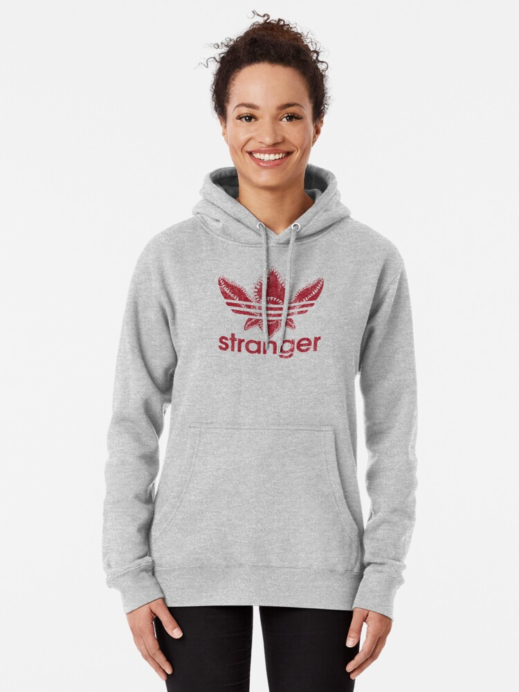 Alternate view of Stranger Athletic Pullover Hoodie