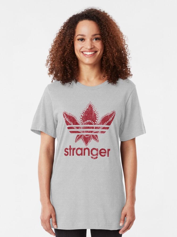 Alternate view of Stranger Athletic Slim Fit T-Shirt