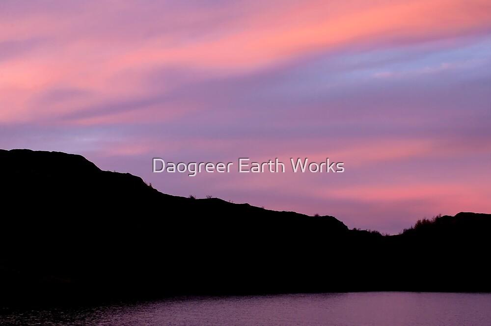 Broken Blue by Daogreer Earth Works