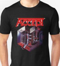 Running metal priest Unisex T-Shirt