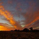 Diamantina Sunset by BigRed