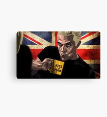 Spike - Buffy The Vampire Slayer Canvas Print