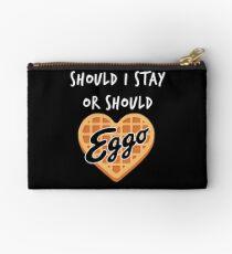 Stranger Things Eggo waffles parody Studio Pouch