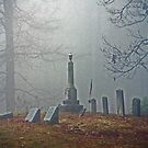Alone in the Fog by Katherine Anderson