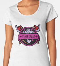 Buffy The Vampire Slayer Women's Premium T-Shirt
