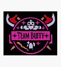 Buffy The Vampire Slayer Photographic Print