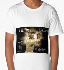 Sir Don Bradman Long T-Shirt