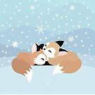 Winter Warmth by kieutiepie