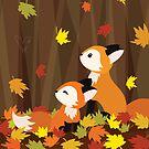 Welcoming the Fall by kieutiepie