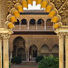 Alcázar of Seville by Vince Russell
