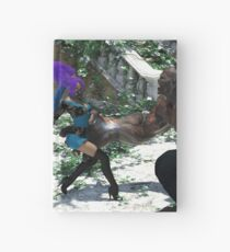 The Behemoth Makes One Fatal Mistake Hardcover Journal