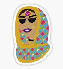 PATOLA AF- Punjabi/Desi Beauty  Sticker