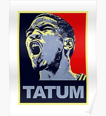 jayson tatum Poster
