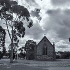 St John's, Dunolly by Linda Lees