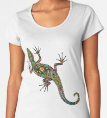 Lizard Women's Premium T-Shirt