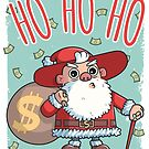 Ho Ho Ho by Scott Weston