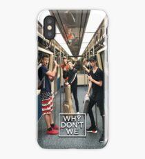 WDW Train iPhone Case/Skin